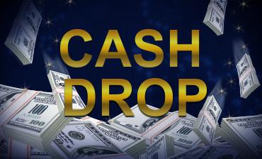Cash Drops all week on Viggoslots!