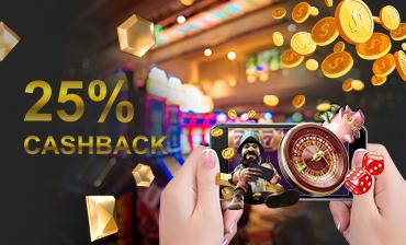 Viggo cashback 25%